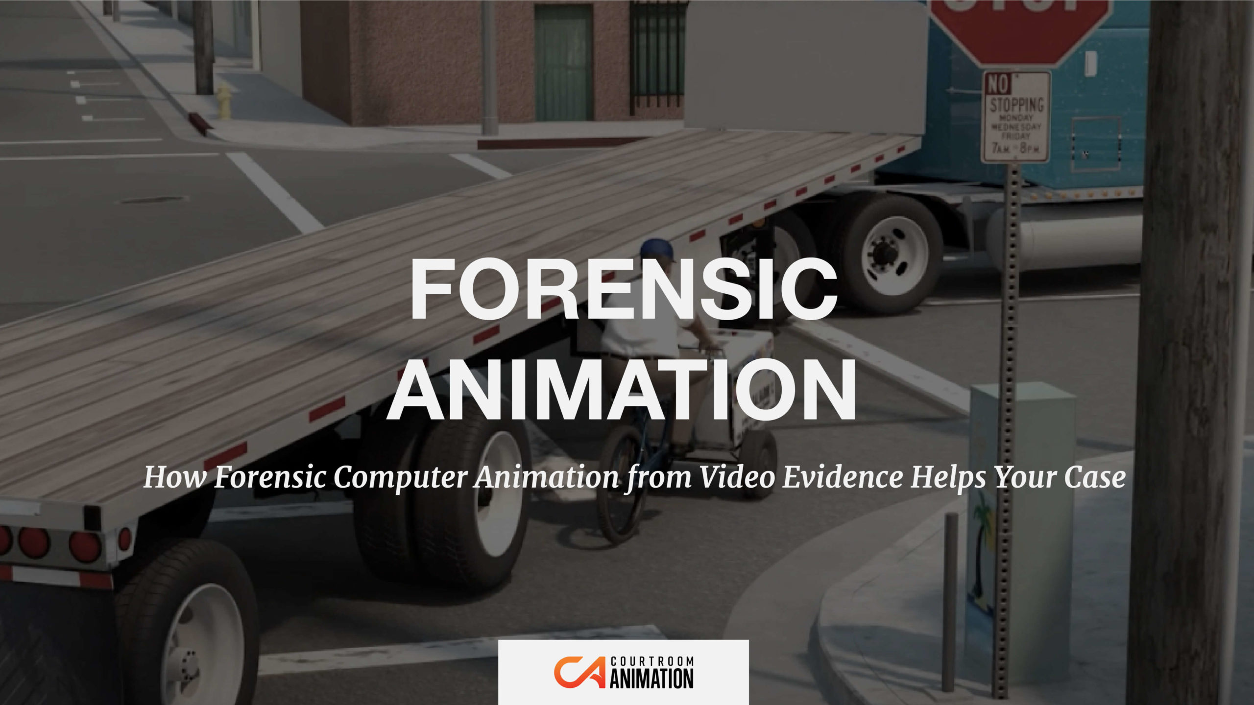 Forensic Computer Animation